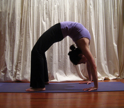 new life get tone arms with this yoga poses