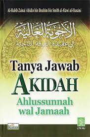 Jual Buku Tanya Jawab Aqidah Aswaja | Toko Buku Aswaja Yogyakarta