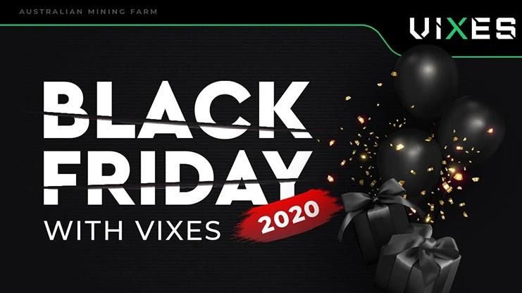 Акция от Vixes