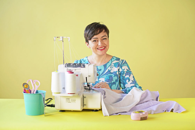 Make Friends with an Overlocker or Serger - Tilly and the Buttons