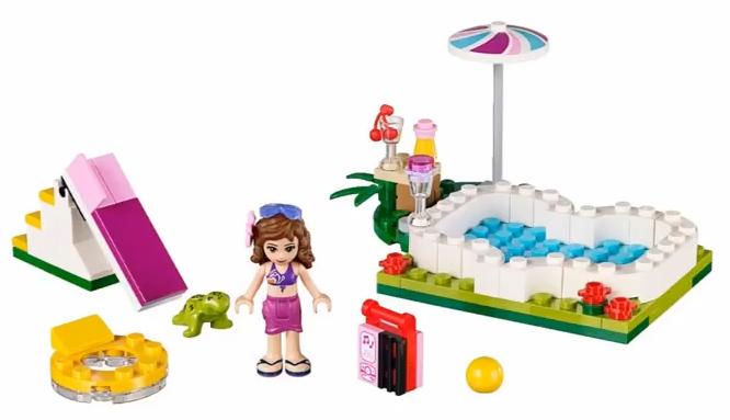 Lego Friends Inspire Girls Globally 2015 2014 Lego