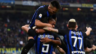 Inter Milan Semakin Menyaingi Juventus Seusai Mengalahkan Genoa 5-0