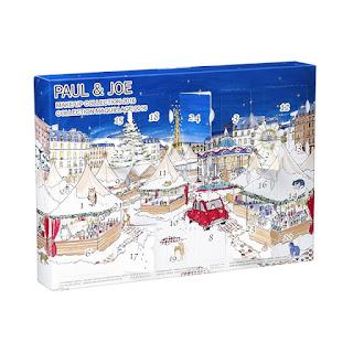Paul & Joe Advent calendar 2016