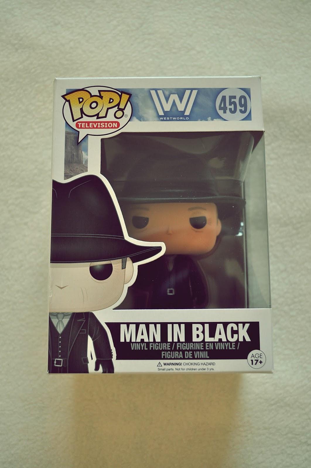 Funko Pop z filmu Man in black
