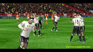 FTS 15 Mod EURO 2016 FIFA Edition By KND16 Apk + Data