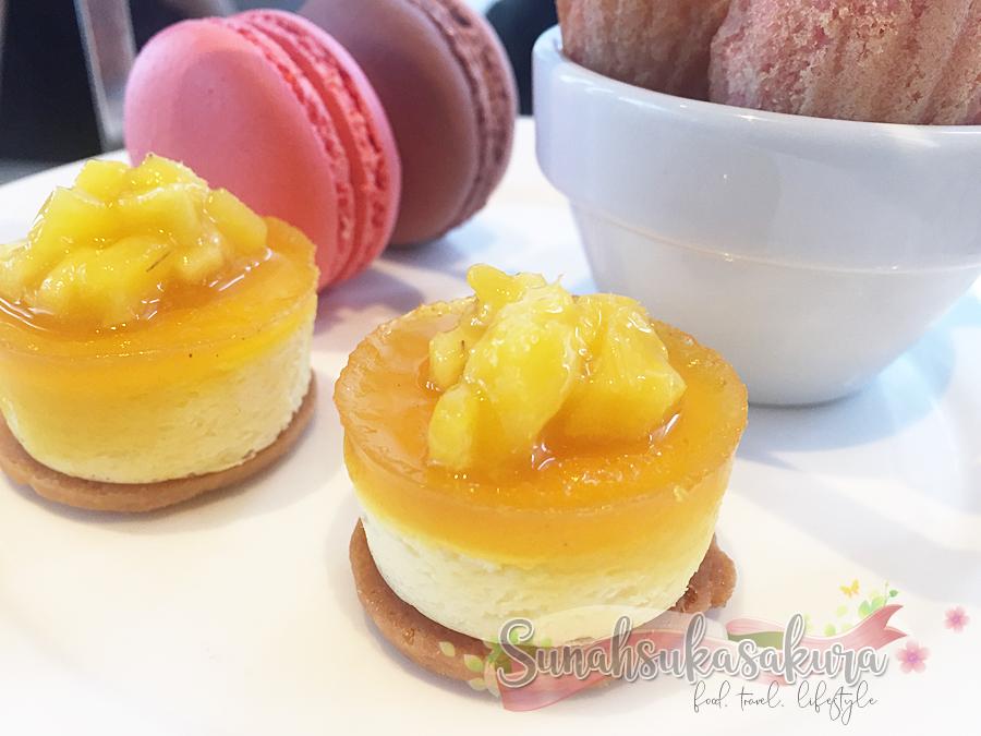 Afternoon Tea Set RM60 for Two @ Amari Johor Bahru