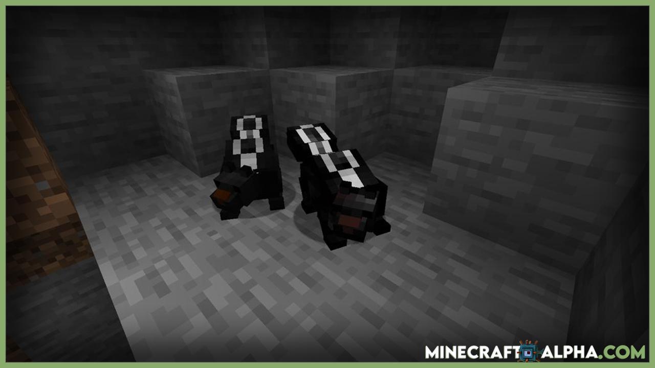 New More Skunks Mod