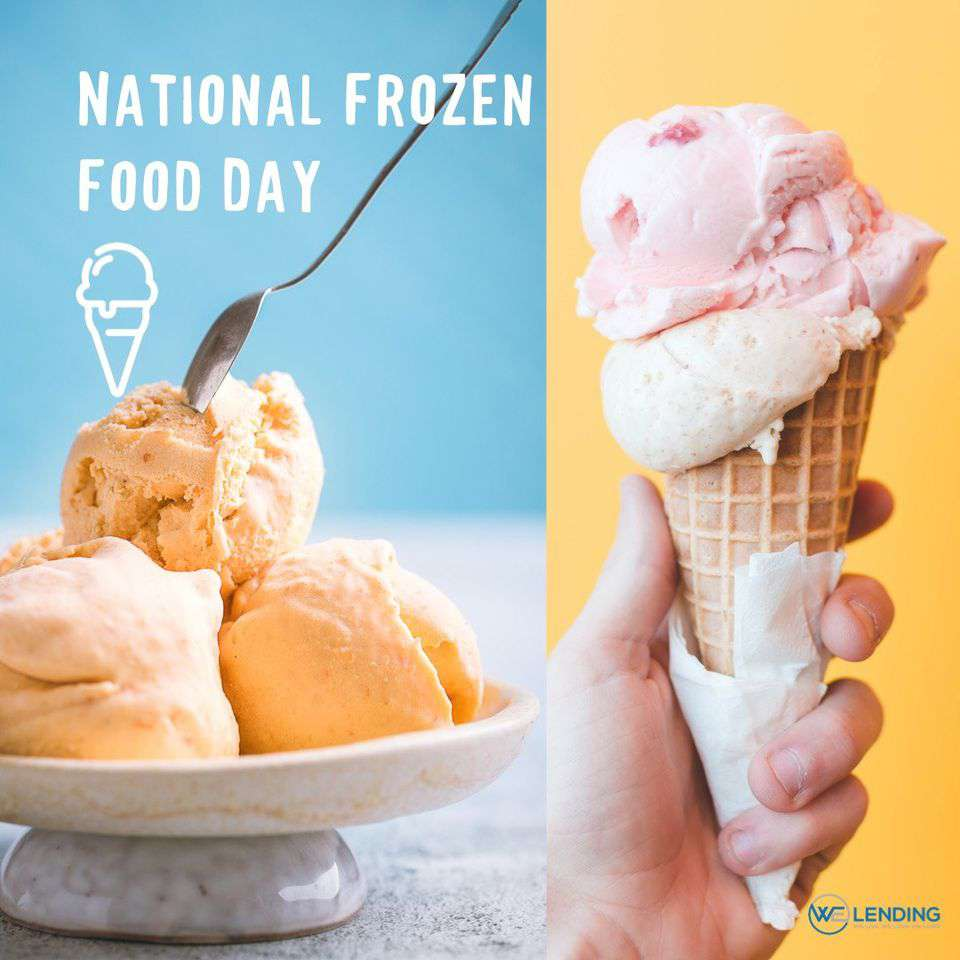 National Frozen Food Day Wishes Awesome Images, Pictures, Photos, Wallpapers