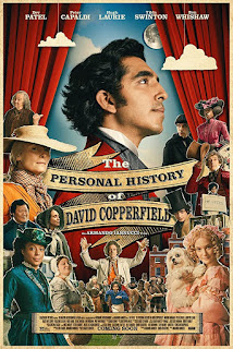 THE PERSONAL HISTORY OF DAVID COPPERFIELD movie poster