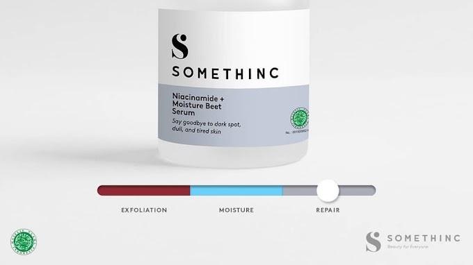Somethinc Niacinamide + Moisture Beet Serum untuk Acne Prone Skin