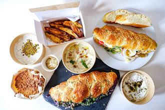 Mes Adresses : Micho, les épatants sandwichs au pain halla du chef Julien Sebbag - Paris 2