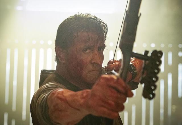 """Stallone retorna implacável no trailer inédito de """"Rambo 5: Até o Fim"""""""