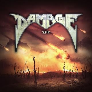 """Το τραγούδι των Damage S.F.P. """"Ruthless Fate"""" από το ομώνυμο album"""