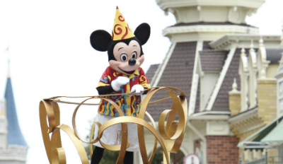 Mickey Mouse turns 88