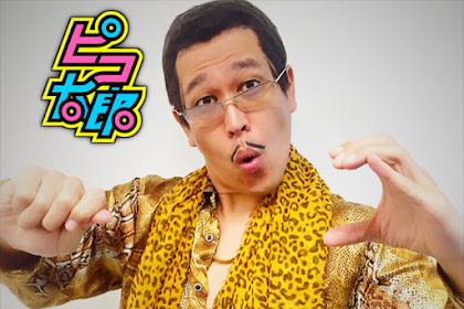 [Lirik] Piko Taro - PPAP / Pen-Pineapple-Apple-Pen