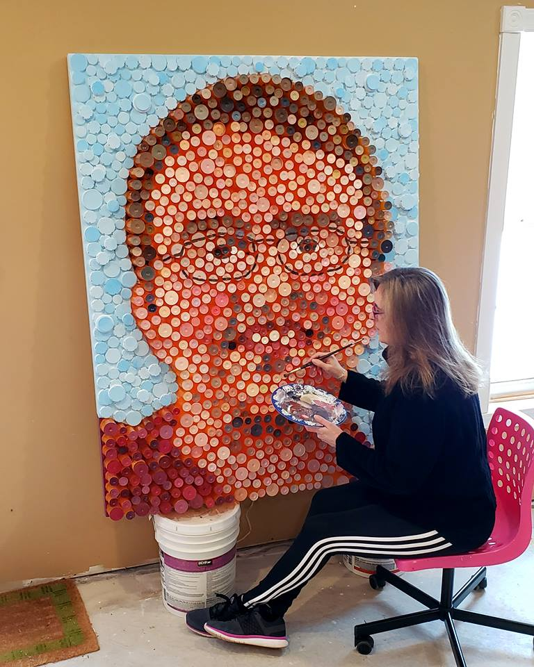 THE GOOD LIFE OF AN ARTIST: POLYPHARMACIZED: THE FACE OF AUTISM