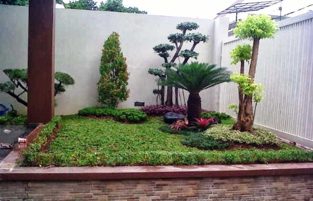 Foto Taman Minimalis Sederhana