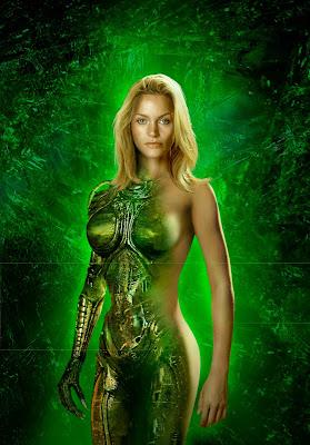 Секс с инопланетянами кино