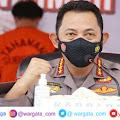 Kapolri Jenderal Listyo Sigit Prabowo Intruksikan Seluruh Kapolda Bentuk Kampung Tangguh Narkoba
