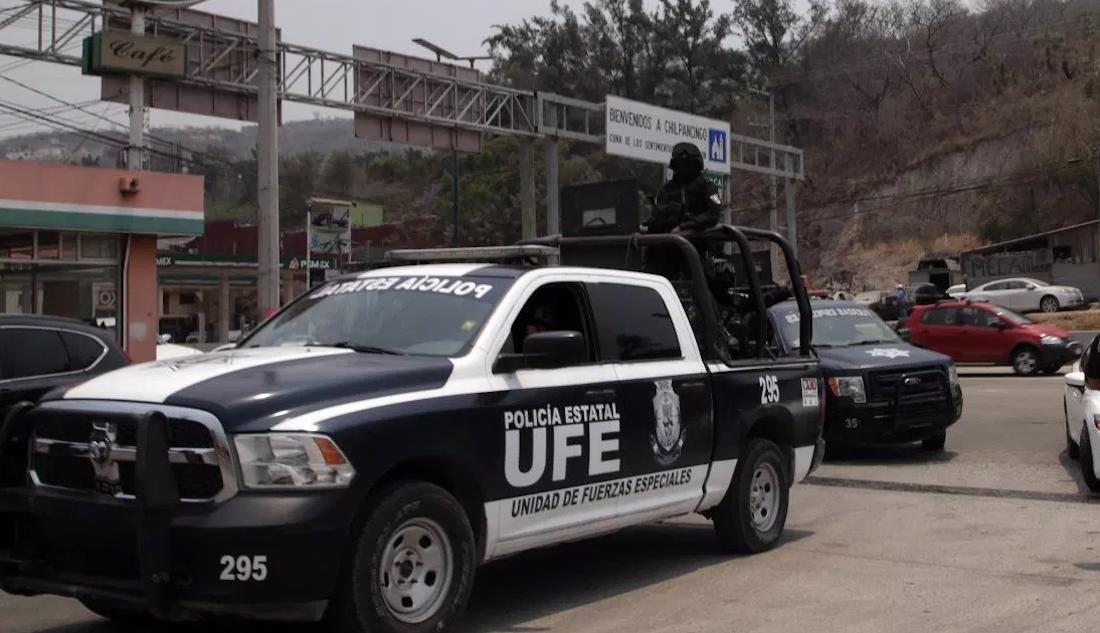 Se registra fuerte enfrentamiento entre sicarios en la sierra de Leonardo Bravo, Guerrero, dejan 5 sujetos abatidos