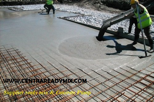 harga beton cor readymix