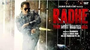 Download Radhe Full HD Movie 480p 720p 1080p in Detail