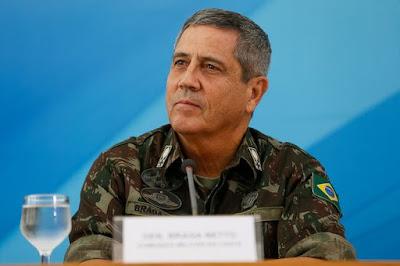 General Braga Netto afirma que não vai adiantar plano estratégico para o estado