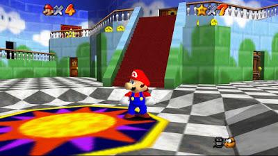 متاحة على الحواسيب Super Mario لعبة سوبر ماريو