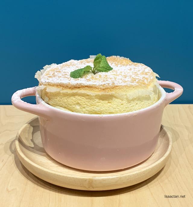 Desserts! Souffle - RM15.80