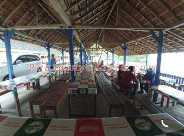 Rumah makan pawon ndeso Indrayanti