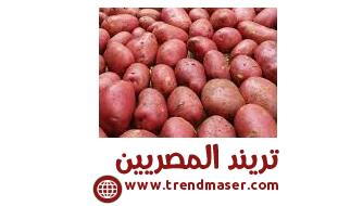 البطاطس الحمراء
