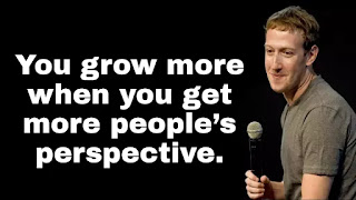 Top 65 Best Inspirational Quotes of Mark Zuckerberg For Entrepreneur 2021
