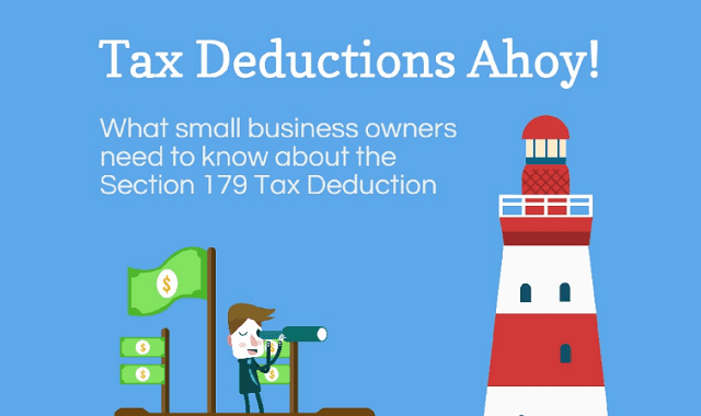 Tax Deduction Ahoy!
