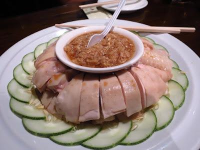Soup Restaurant (三盅兩件), samsui chicken