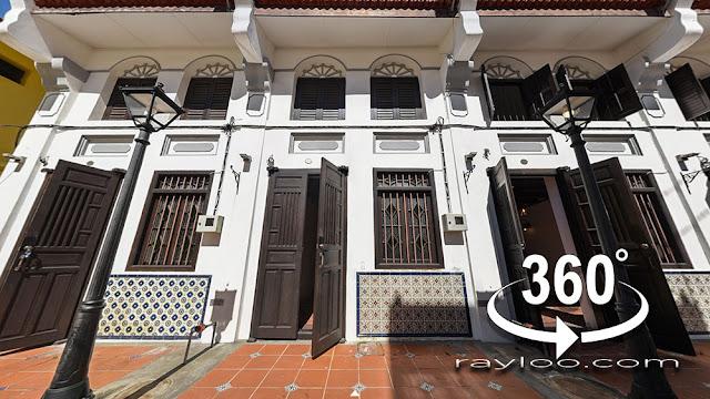 Lebuh Melayu Malay street 4 heritage houses Raymond Loo 019-4107321