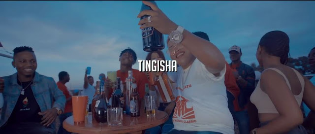 Sister P Ft Mr Blue - Tingisha Video