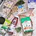 Opinie o produktach z dyskontów: zdrowa żywnosć i kosmetyki/Food flatlays photos-product reviews