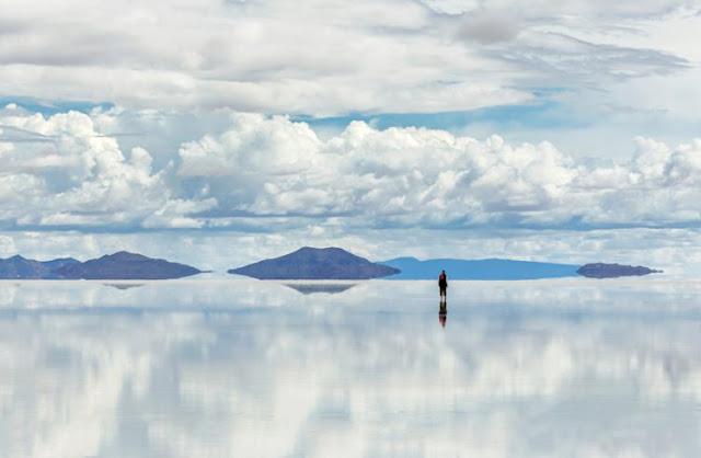 Salar de Uni, Bolívia