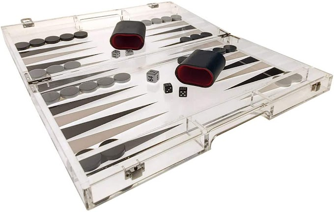 The top five Best Backgammon Sets