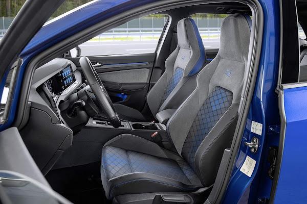 Volkswagen Golf R State Mk8 2022 é revelada oficialmente - fotos