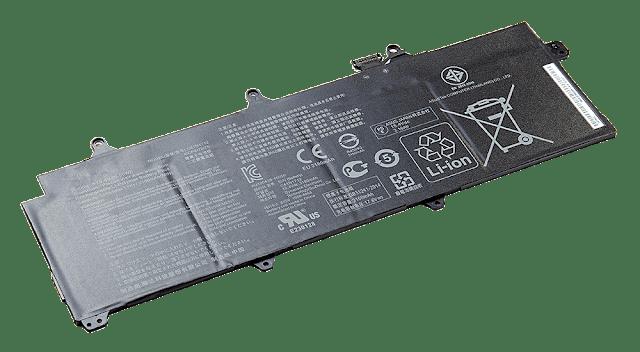 Baterai Laptop Asus