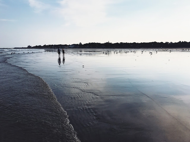 August 2017 Favorites: Jenness Beach Walks