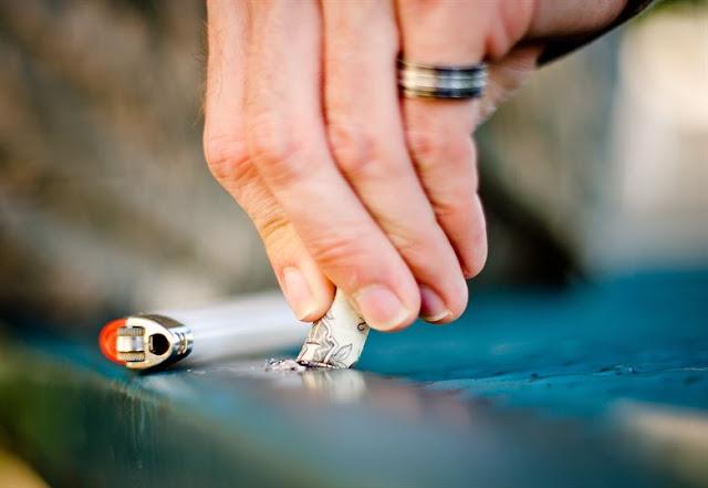 anxiety of smoking