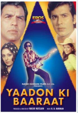 Yaadon Ki Baaraat 1973 Hindi 480p 450MB