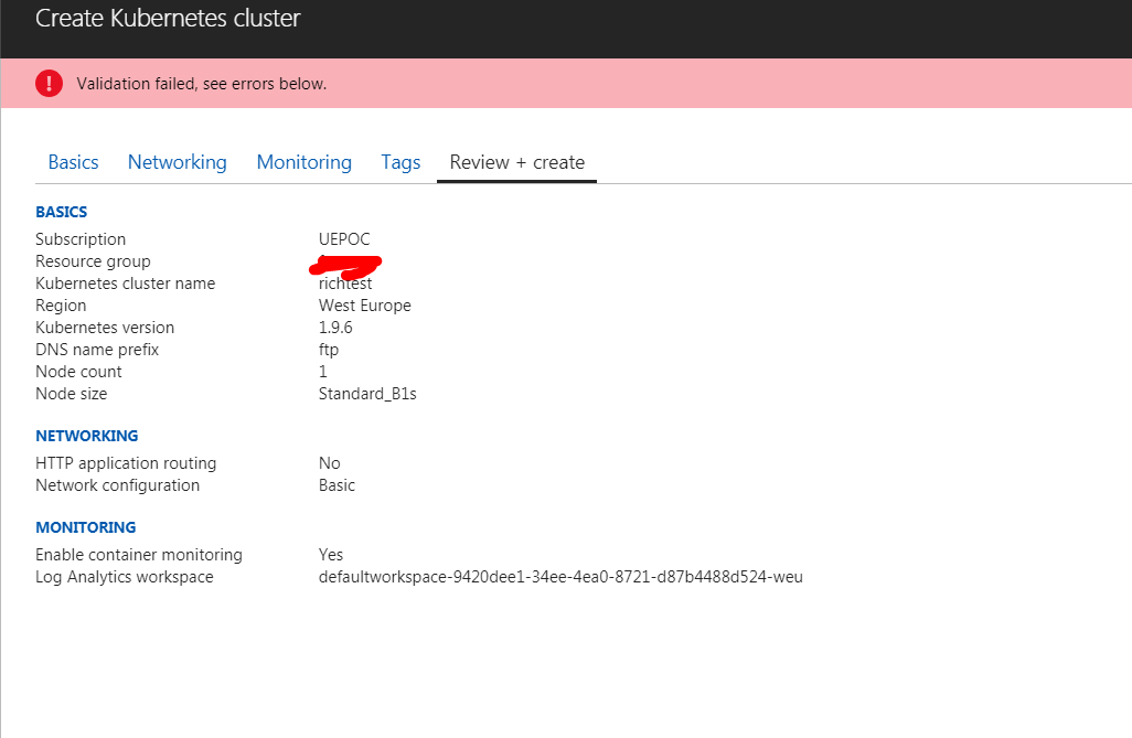 cloud blog: Azure AKS and the quest for a PaaS ftp server
