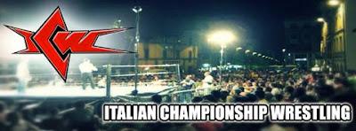 Spettacolo della Italian Championship Wrestling
