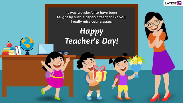 Happy Teachers Day English Quotes