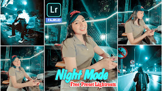 Preset Lightroom Night Mode Terbaru XMP & DNG