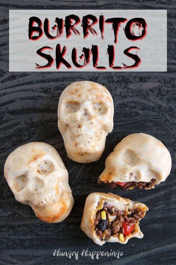 Burrito Skulls Recipe