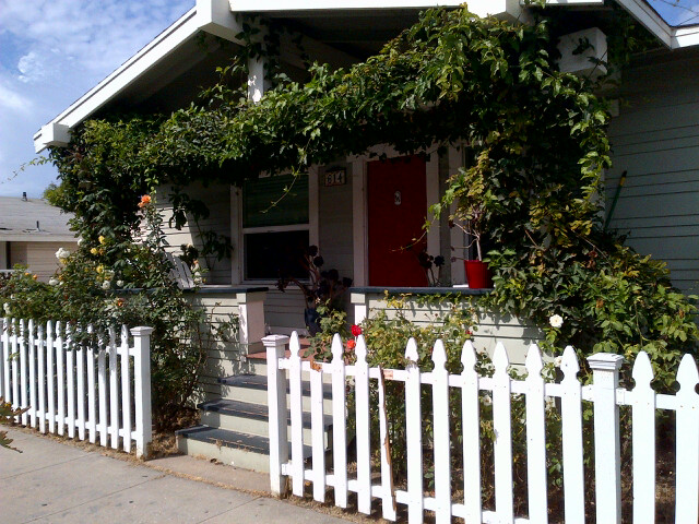 Historic huntington beach historic walking tour 14 for Cabins cottages and bungalows
